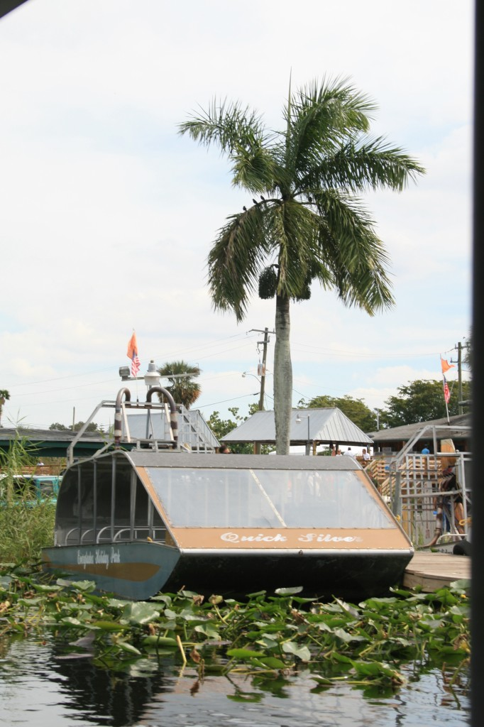 Everglades Holiday Park Airboats