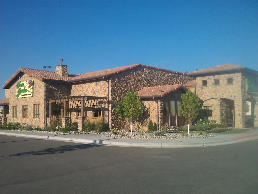 Too bad I'm not here during the winter... then it might actually look like a ski lodge.