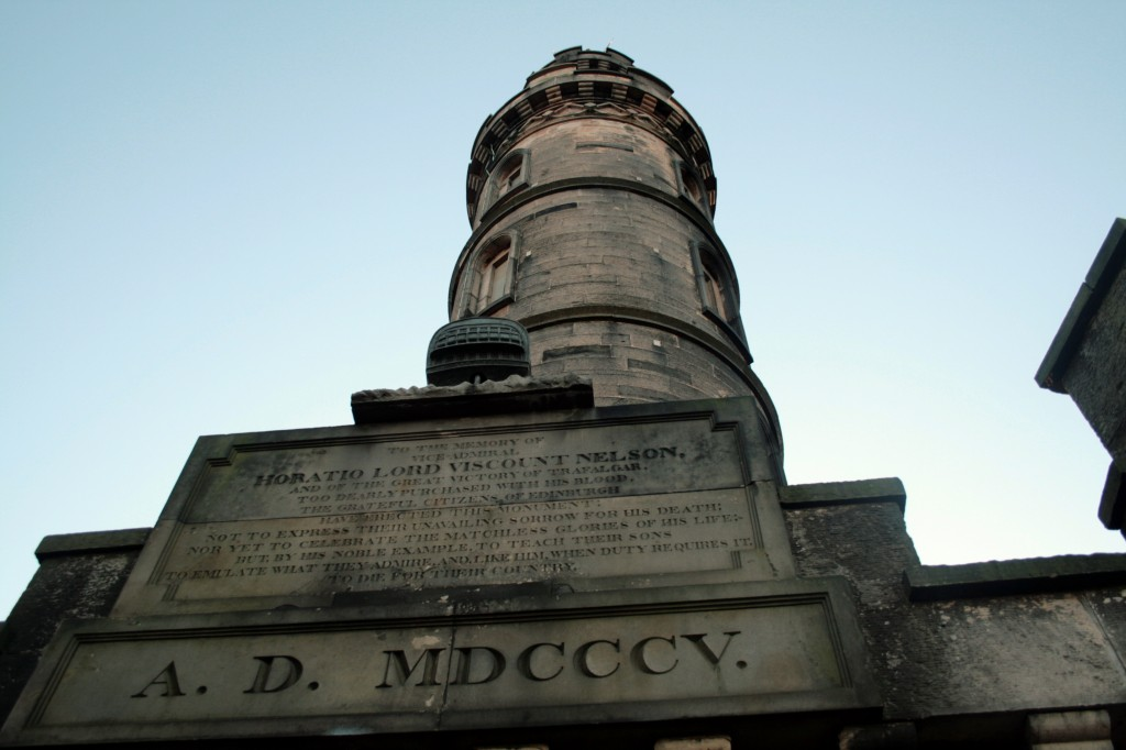 Nelson's Monument