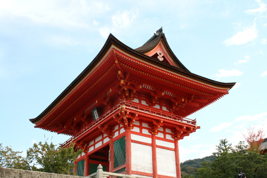 Kiyomizu-Dera - FunkinAround