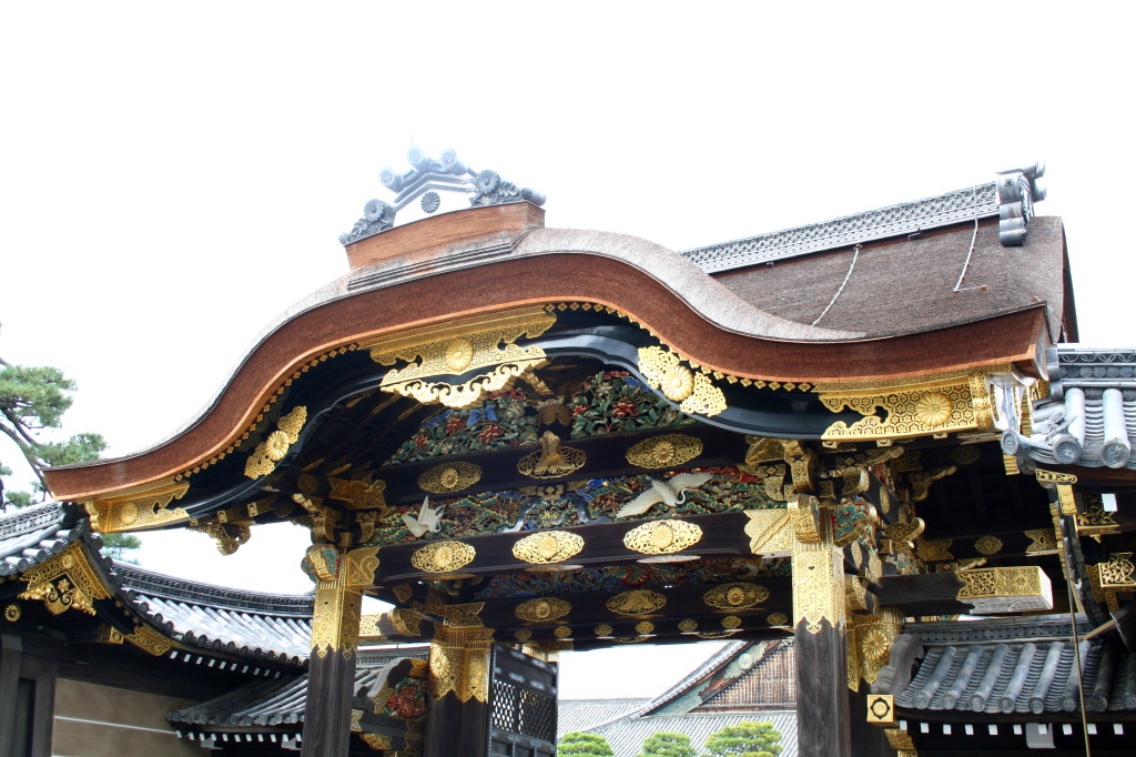 nijo-castle-shogun-gate