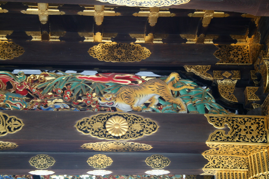 nijo-castle-shogun-gate-detail
