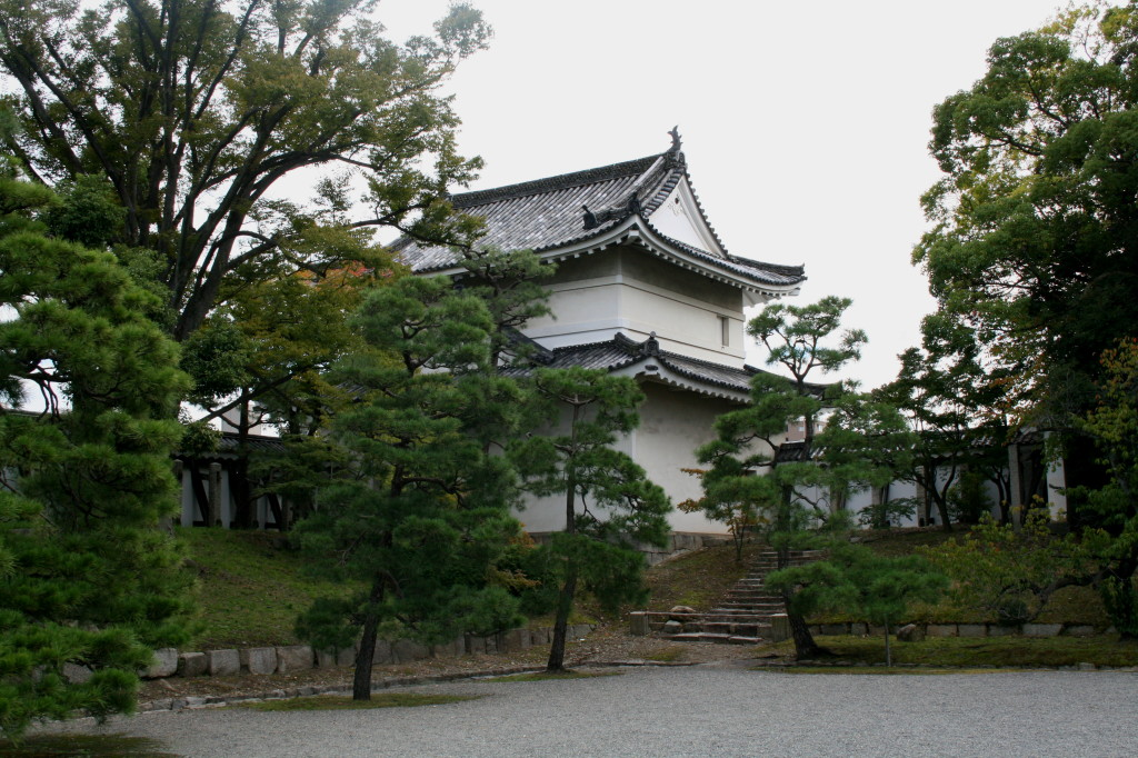 nijo-castle-wall