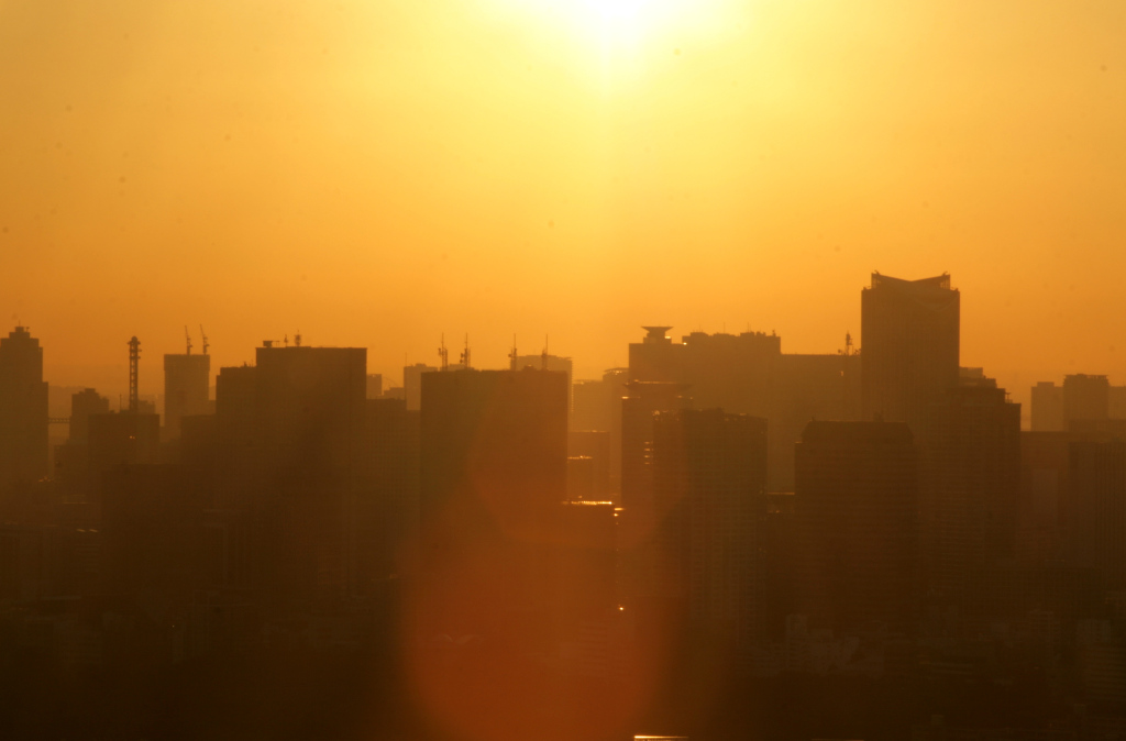 tokyo-sunrise-buildings